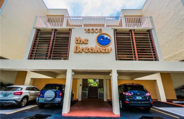 16308 GULF BOULEVARD - 16308 Gulf Boulevard, Redington Beach, FL 33708