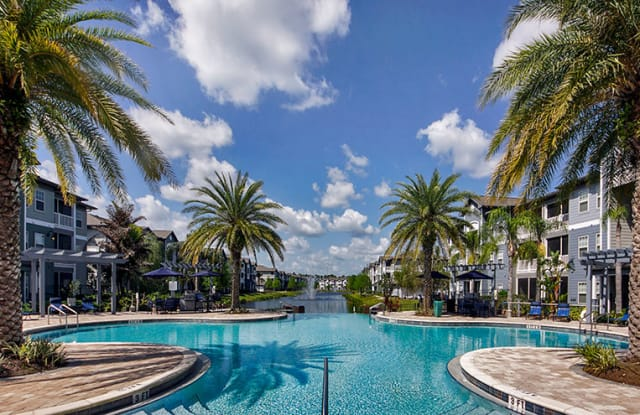 Andros Isles Luxury Apartments - 100 Acklins Cir, Daytona Beach, FL 32119