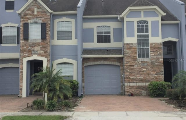 2371 CHATHAM PLACE DRIVE - 2371 Chatham Place Drive, Meadow Woods, FL 32824