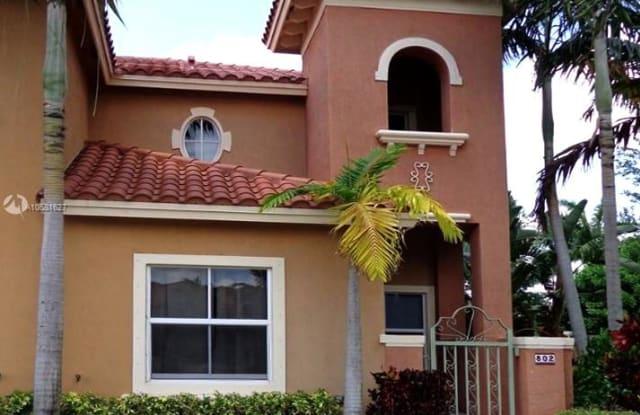 802 SW 143rd Ter - 802 Southwest 143rd Terrace, Pembroke Pines, FL 33027