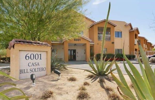 Income Restricted - Casa Bill Soltero - 6001 W Missouri Ave, Glendale, AZ 85301