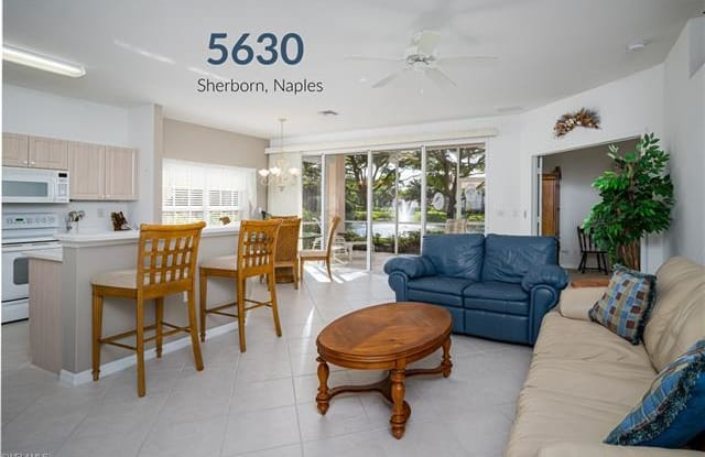 5630 Sherborn DR - 5630 Sherborn Drive, Collier County, FL 34110