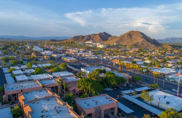 Copper Palms Apartments - 12810 North Cave Creek Road, Phoenix, AZ 85022