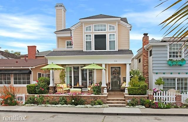 116 Emerald Ave - 116 Emerald Avenue, Newport Beach, CA 92662