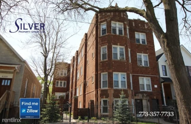 4326 N Bernard St 3 - 4326 North Bernard Street, Chicago, IL 60618
