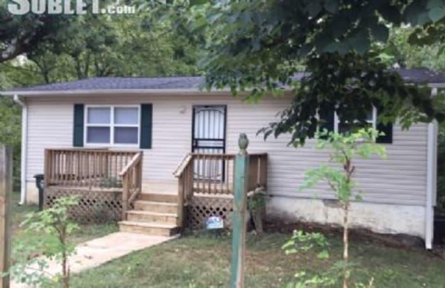 1710 Portland St - 1710 Portland Street, Chattanooga, TN 37406