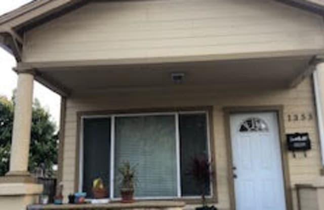 1353 Sherman St - 1353 Sherman Street, San Jose, CA 95110