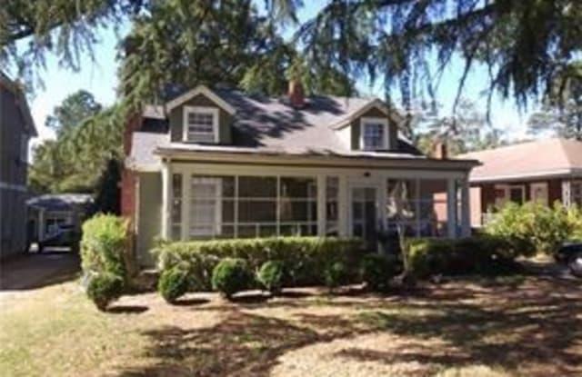 1637 Morningside Dr - 1637 Morningside Drive, Charlotte, NC 28205