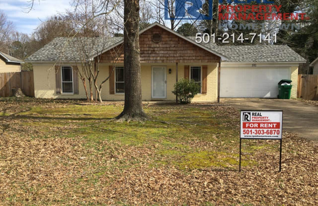 1011 Green Valley Drive - 1011 Green Valley Drive, Bryant, AR 72022