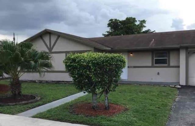 8321 NW 45th Ct - 8321 Northwest 45th Court, Lauderhill, FL 33351