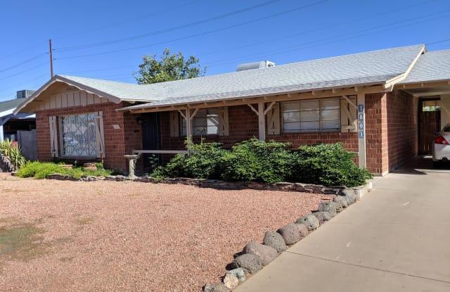 3801 W CLAREMONT Street - 3801 West Claremont Street, Phoenix, AZ 85019