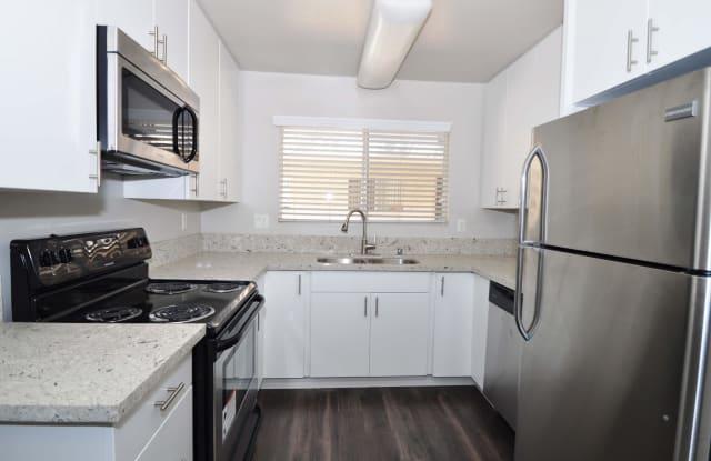 Monterey Apartments - 1005 N Mollison Ave, El Cajon, CA 92021