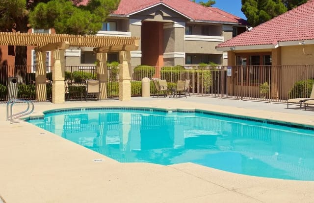 Sky Court Harbors at The Lakes II - 9027 W Desert Inn Rd, Spring Valley, NV 89117