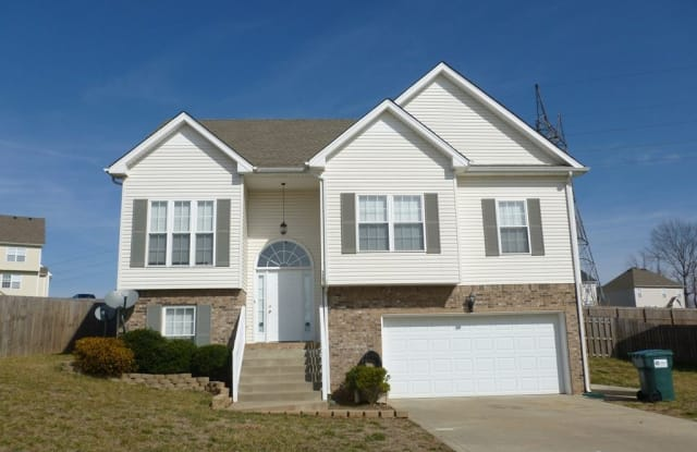 1267 Flagstone Court - 1267 Flagstone Court, Clarksville, TN 37042