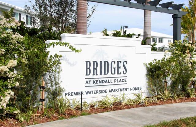 Bridges at Kendall Place - 8485 Hammocks Blvd, Kendall West, FL 33193