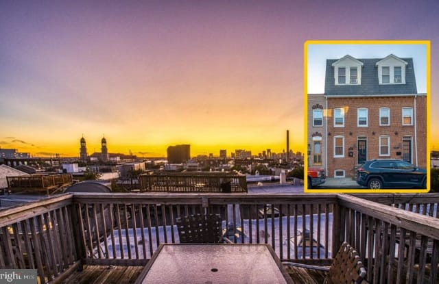 1004 S CURLEY STREET - 1004 South Curley Street, Baltimore, MD 21224