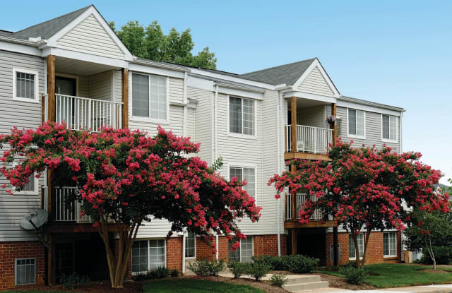 The Apartments at Canterbury - 9206 Oswald Way, Rosedale, MD 21237
