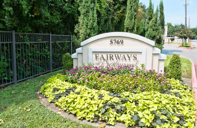 Fairways at Prestonwood - 5769 Belt Line Rd, Dallas, TX 75254