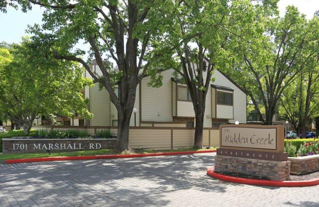 Hidden Creek - 1701 Marshall Rd, Vacaville, CA 95687
