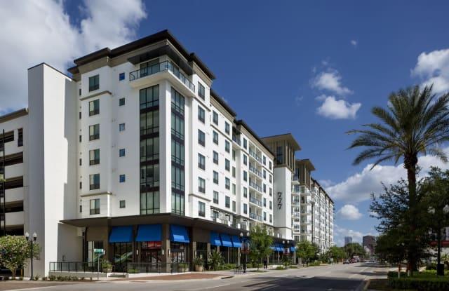Camden North Quarter - 777 N Orange Ave, Orlando, FL 32801