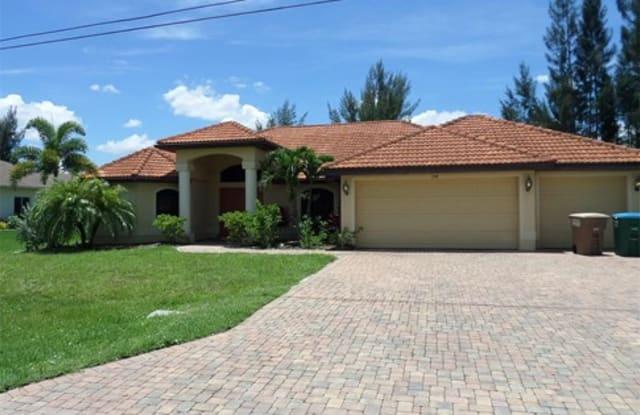154 Southeast 21st Terrace - 154 Southeast 21st Terrace, Cape Coral, FL 33990