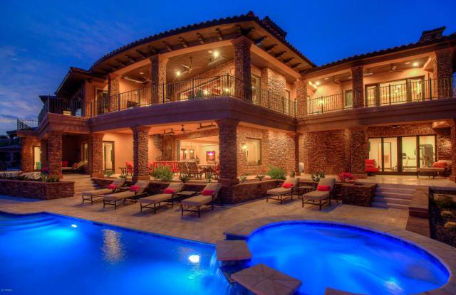10208 N PALISADES Boulevard - 10208 North Palisades Boulevard, Fountain Hills, AZ 85268