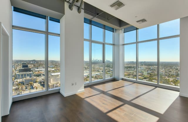 Sunset Vine Tower - 1480 Vine St, Los Angeles, CA 90028