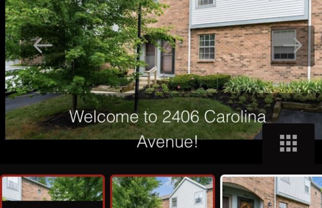 2406 Carolina Ave # 9 - 2406 Carolina Avenue, Columbus, OH 43229