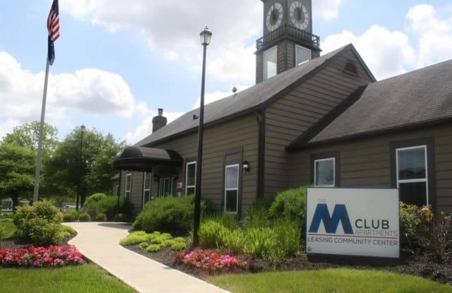 The M Club - 7007 Courthouse Dr, Lawrence, IN 46226