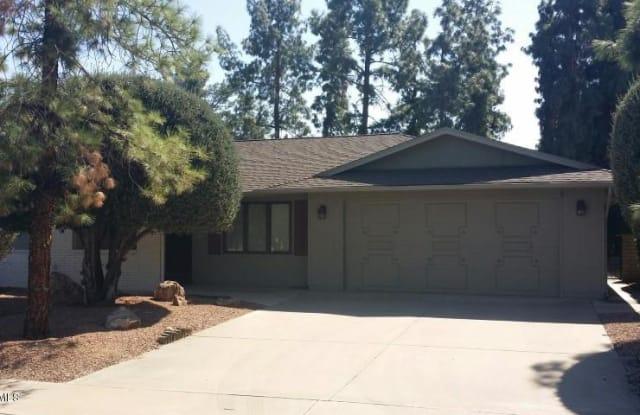 9613 W COTTONWOOD Drive - 9613 West Cottonwood Drive, Sun City, AZ 85373