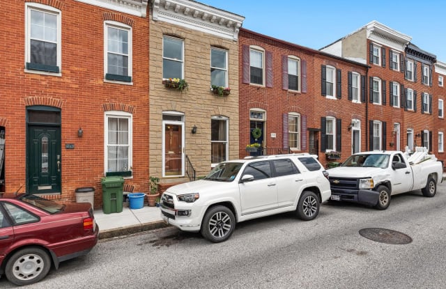 32 POULTNEY STREET - 32 Poultney Street, Baltimore, MD 21230