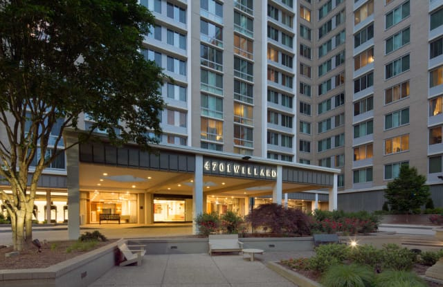 Willard Towers - 4701 Willard Ave, Chevy Chase, MD 20815