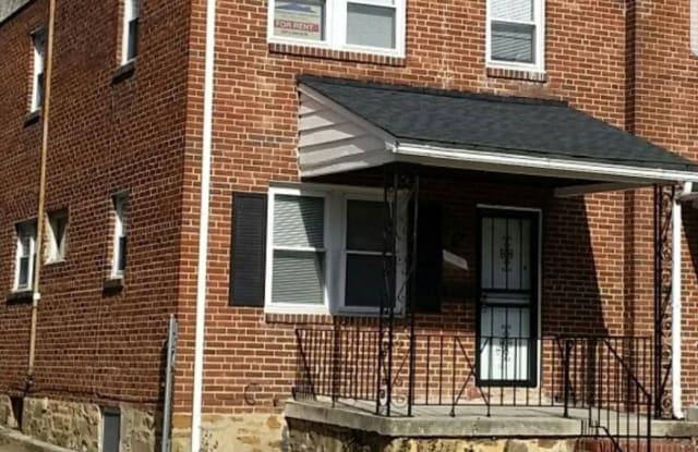 3816 BOARMAN AVENUE - 3816 Boarman Avenue, Baltimore, MD 21215