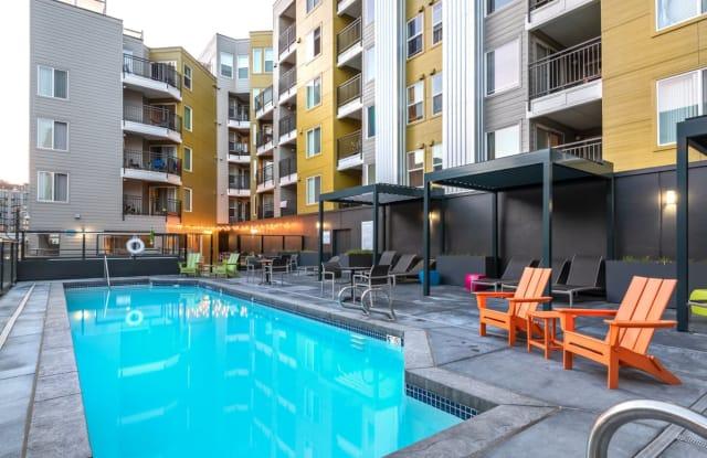 Griffis Belltown - 2400 Elliott Ave, Seattle, WA 98121
