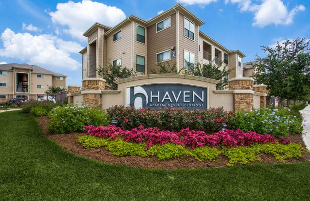Haven at Eldridge - 13115 Whittington Dr, Houston, TX 77077