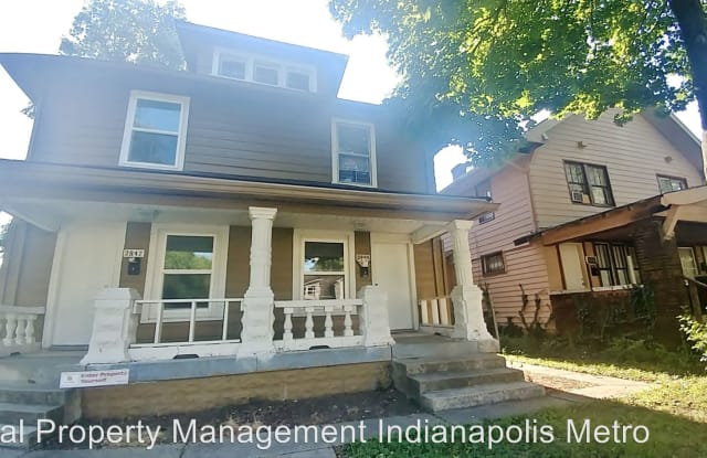 2845 Boulevard Pl - 2845 Boulevard Place, Indianapolis, IN 46208