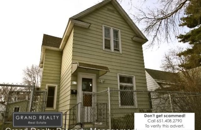 814 Englewood Ave - 814 West Englewood Avenue, St. Paul, MN 55104