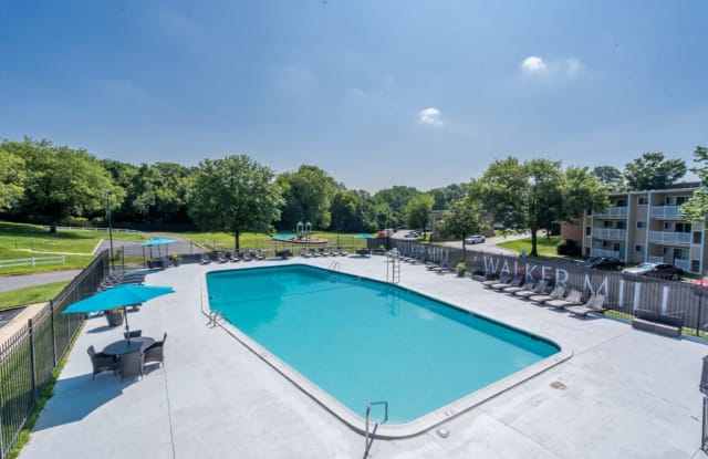 Walker Mill Apartments - 1296 Rochell Ave, District Heights, MD 20747