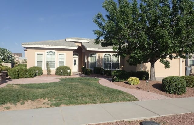 3648 TIERRA VERGEL - 3648 Tierra Vergel Drive, El Paso, TX 79938