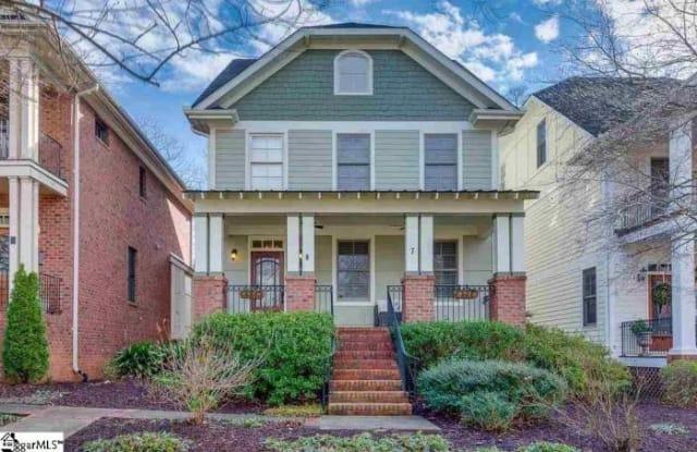 7 W Prentiss Avenue - 7 West Prentiss Avenue, Greenville, SC 29605
