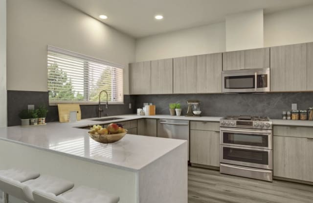 The Carillon Apartment Residences - 5604 Lakeview Dr, Kirkland, WA 98033