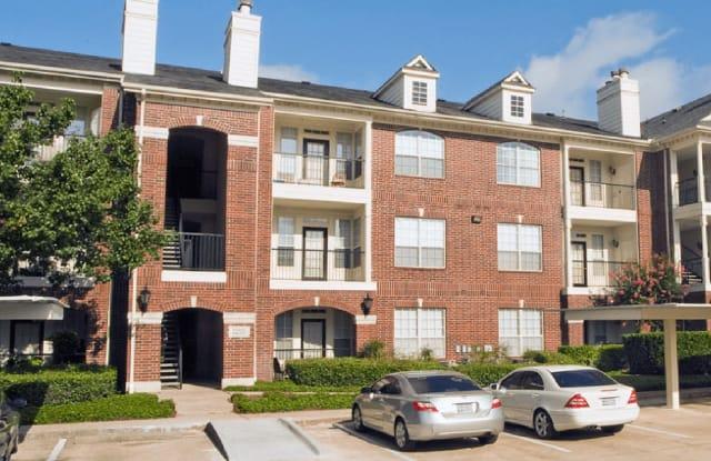 Tuscany Park Apartments - 1901 Augusta Drive, Houston, TX 77057