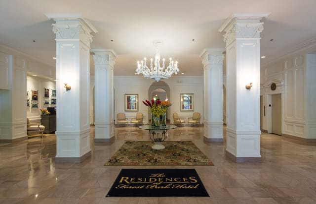 Residences at Forest Park - 4910 W Pine Blvd, St. Louis, MO 63108