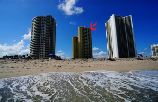 2800 N Ocean Drive - 2800 North Ocean Drive, Riviera Beach, FL 33404