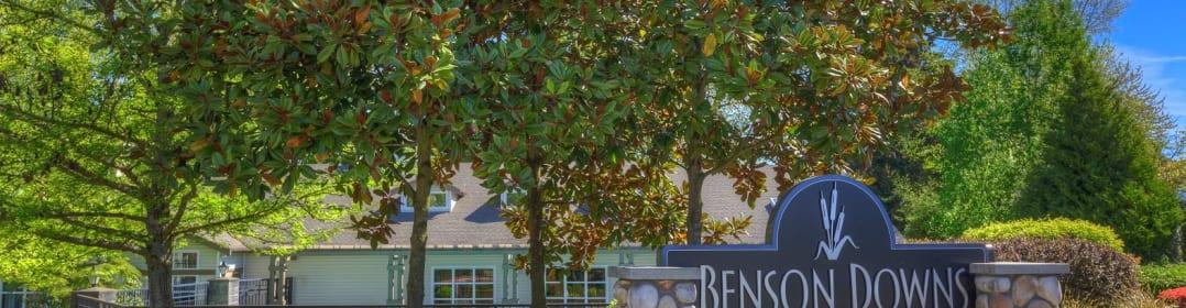 Benson Downs