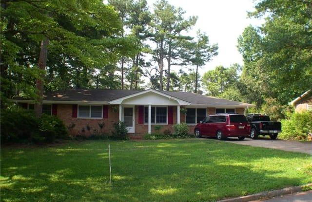 244 Forest Glen Circle - 244 Forest Glen Circle, DeKalb County, GA 30002