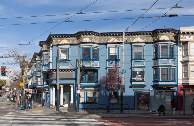 2097-2099 Market Street / 211 Church Street - 2097 Market Street, San Francisco, CA 94114