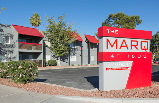 Marq at 1600 - 1600 E University Ave, Las Vegas, NV 89119