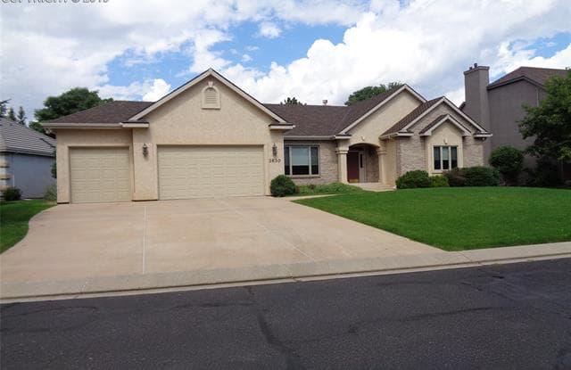 3830 Brushland Court - 3830 Brushland Court, Colorado Springs, CO 80904