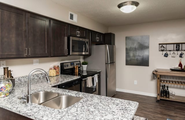 Fairlane Woods Apartments - 5521 Fairlane Woods Dr, Dearborn, MI 48126